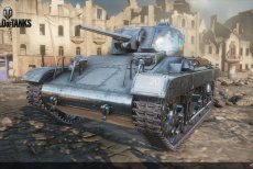 Beta test World Of Tanks začne v decembri