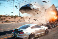 Prvý gameplay z hry Need for Speed: Payback