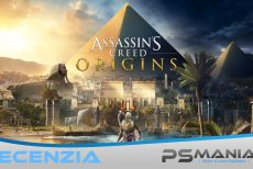 Recenzia: Assassin's Creed Origins