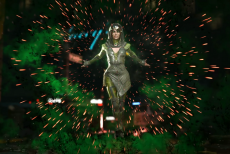 Enchantress zavítala do Injustice 2