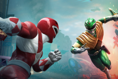 Power Rangers mieria na PS4