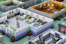 Two Point Hospital vyjde na PS4 tento rok