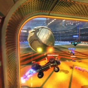 Rocket League Save - YouTube