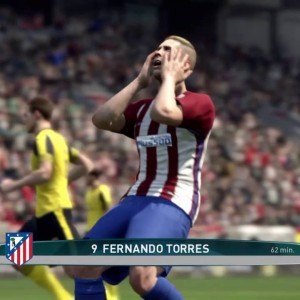 PES 2017 Demo Highlights (Atlético vs.Arsenal) - YouTube